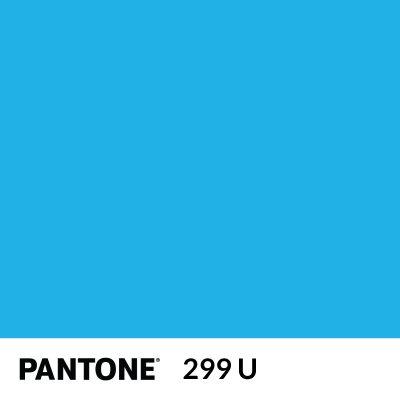 Pantone299U